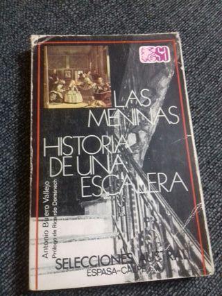Libro Las Meninas y Historia de una escalera.