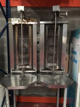 Máquinas de kebab