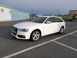 Audi A4 2015 S-Line Edition
