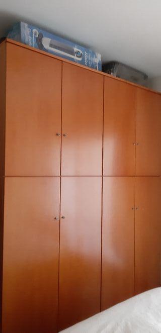 armario ropero + mesillas