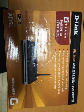 Router adsl wifi