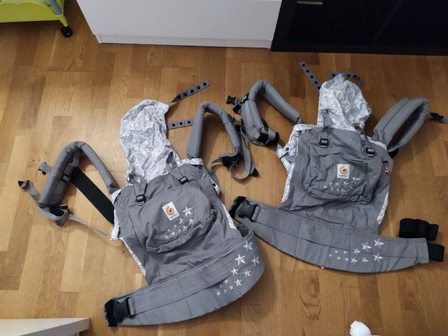 mochilas porta-bebes
