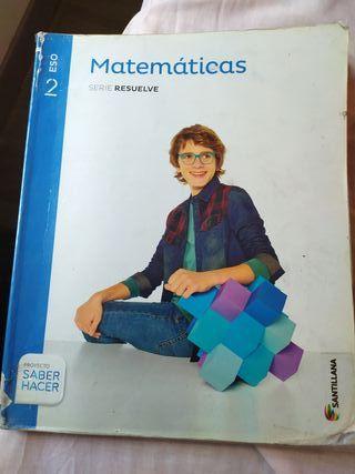 libro de matemáticas,proyecto saber hacer