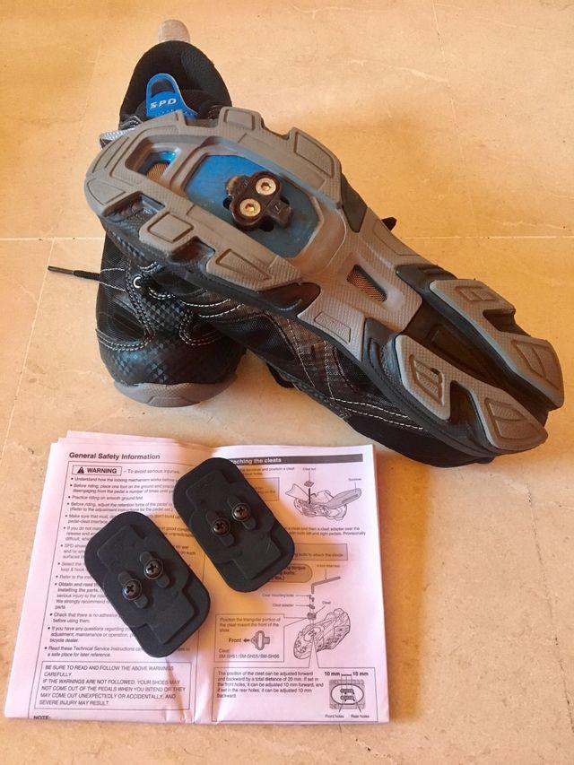 Zapatillas Bicicleta-Spinning (unisex)