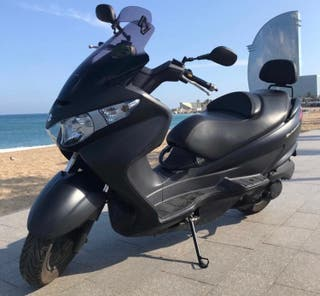 Suzuki Burgman 200 cc 2012