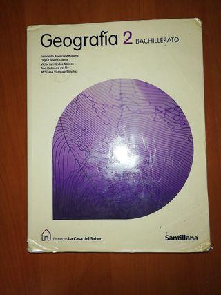 Pack Lengua y Geografía 2 Bach