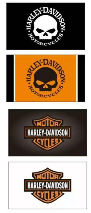 Bandera Harley-Davidson