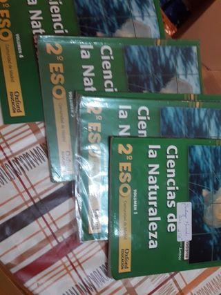 libros de ciencias de la naturaleza 2 eso