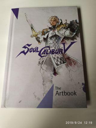 Artbook edición coleccionista