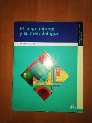 Pack libros FP GS Educación Infantil
