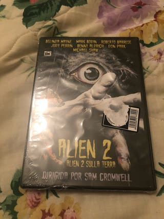 Alien 2 sulla Terra de sam cromwell