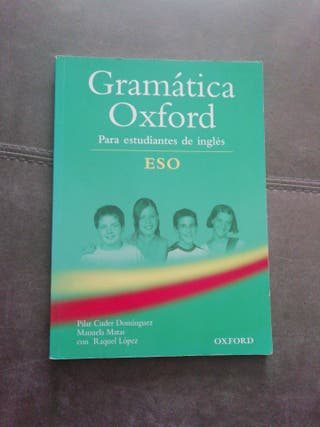 libro de ingles - gramatica oxford
