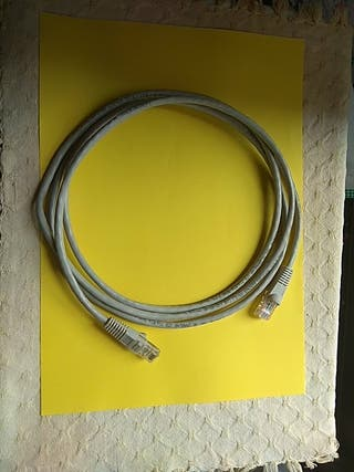 Cable de Red Ethernet 2 mts.