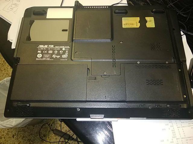 Portátil Asus F5R funcional