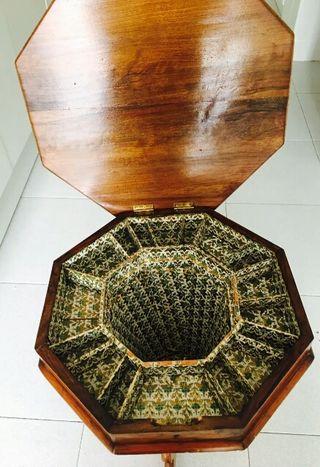 Costurero Victoriano S XIX
