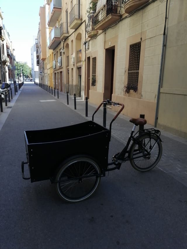 Bici de carga