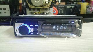 radio fm, usb, bluetooth, sd