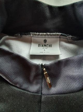 Maillot + culotte Bianchi originales