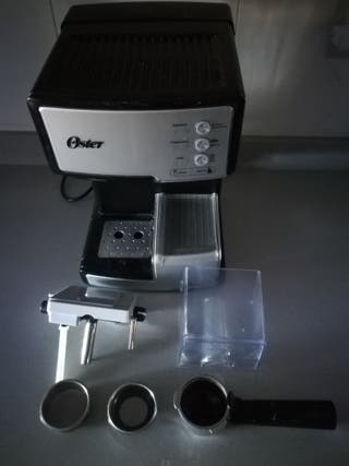 Cafetera automatica Oster