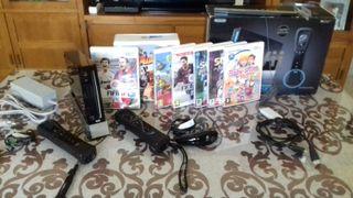 NUEVA Wii edición limitada con 2 mandos,2 nunchuck