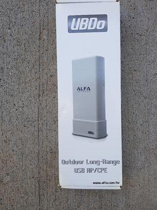 Antena inalámbrica WIFI larga distancia