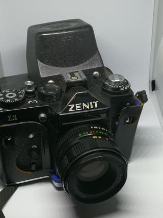 camara fotos ZENIT 11