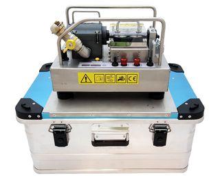 Máquina de soplado de fibra óptica