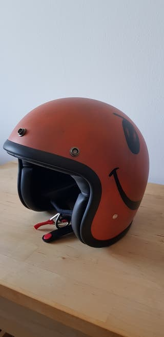 Casco DMD Vintage Smile