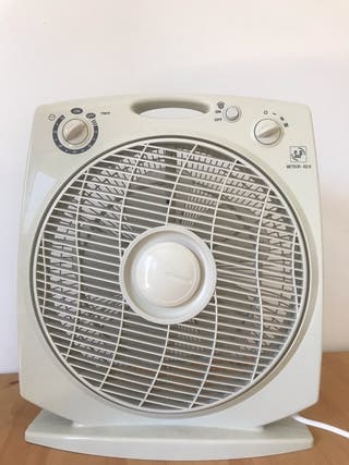 Ventilador, box fan, ventilateur, ventilatore