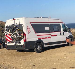 Fiat Ducato Camper A Autocaravana 2014