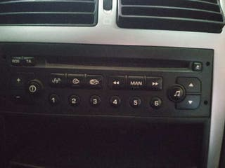 SISTEMA AUDIO / RADIO CD PEUGEOT 307 (S1)