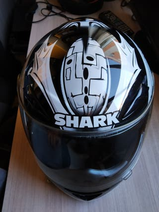 casco shark spacer.