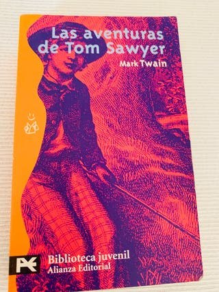 Las aventuras de Tom Sawyer de Mark Twain