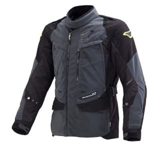 Chaqueta moto MACNA EQUATOR NIGHTEYE