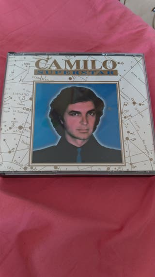 CD Doble Camilo Sesto