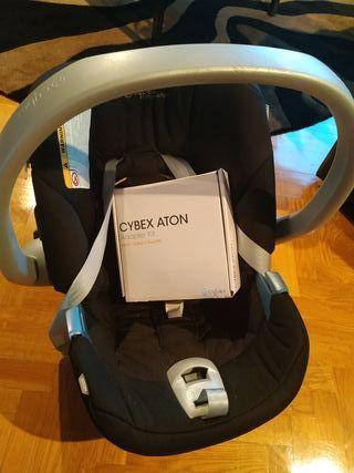 silla cybex completa buen estado