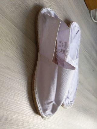 zapatillas esparto espardenyes