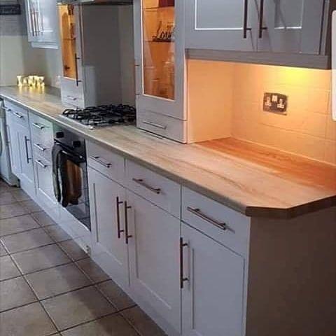 kitchen wrap