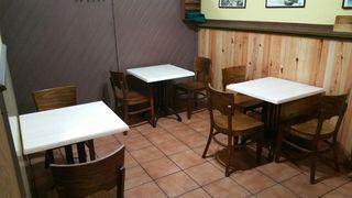 Mobiliario Hostelería, Bar, Taberna, Restaurante.