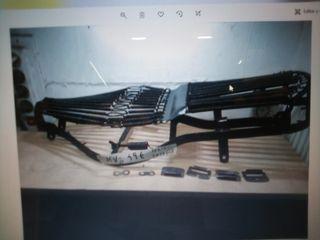 MV Esqueleto de Asiento de MV AUGUSTA