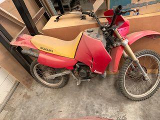 Suzuki 49cc Croos