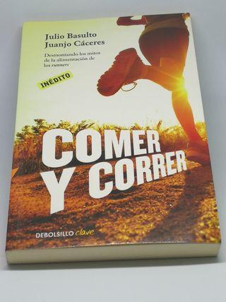 LIBRO COMER Y CORRER