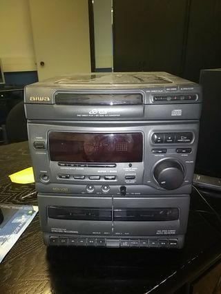 Cadena de música Aiwa NSX-V20