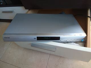 reproductor de DVD Toshiba