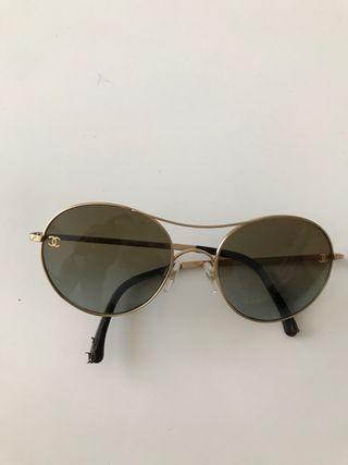 Gafas aviador Chanel