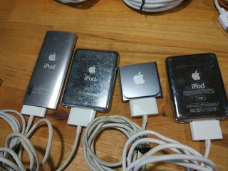 Lote de 4 iPod Nano