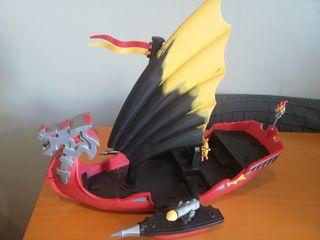 Barco asiático de playmobil