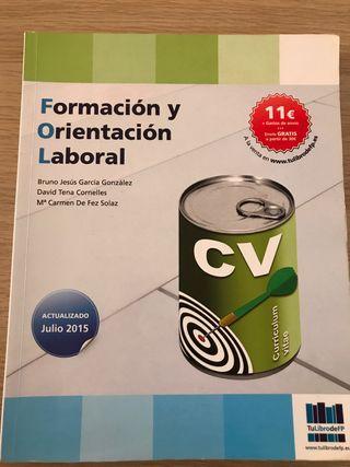 Libros de formación y orientación laboral