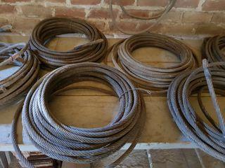 cable acero trenzado