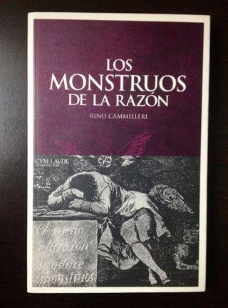 LOS MONSTRUOS DE LA RAZÓN. RINNO CAMMILLIERI. 2007